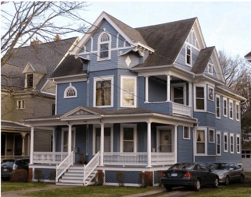 Fachadas de casas estilo victoriano for Huizen stijlen