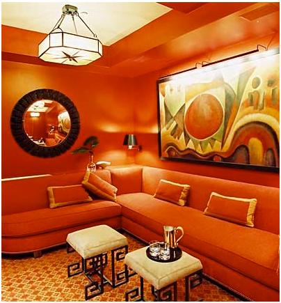 paredes-color-naranja