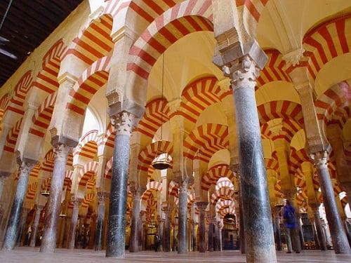 Gran mezquita de c rdoba arkiplus for Arquitectura islamica