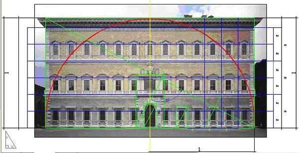 simetria-fachada-palacio-farnesio