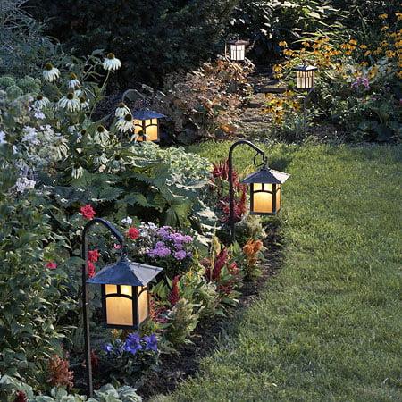 12 ideas creativas para iluminar un jardín – Arkiplus