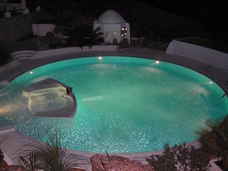 Tipos de piscinas for Piscina exterior