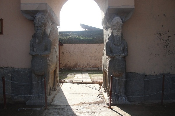 Palacio de Assurnasirpal II