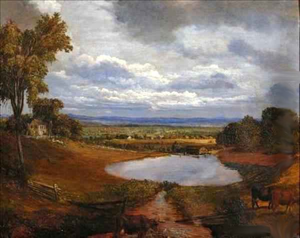 Vista del valle del río Connecticut.