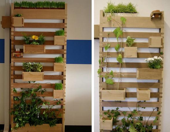 Dise o de jardines verticales arkiplus for Jardines verticales pequenos
