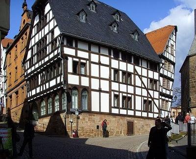 Carácter de un edificio