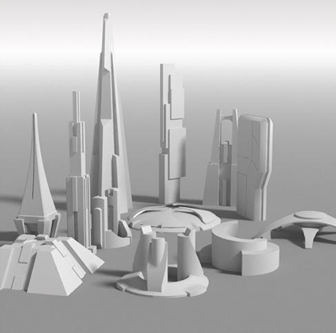 maquetas-de-edificios-futuristas
