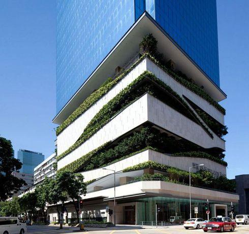 Dise os de edificios modernos for Diseno de edificios