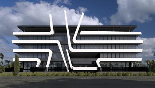 Dise os de edificios modernos arkiplus for Diseno de edificios