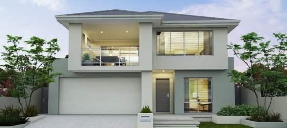 Dise os de casas de dos pisos arkiplus - Disenos de casas de dos plantas ...