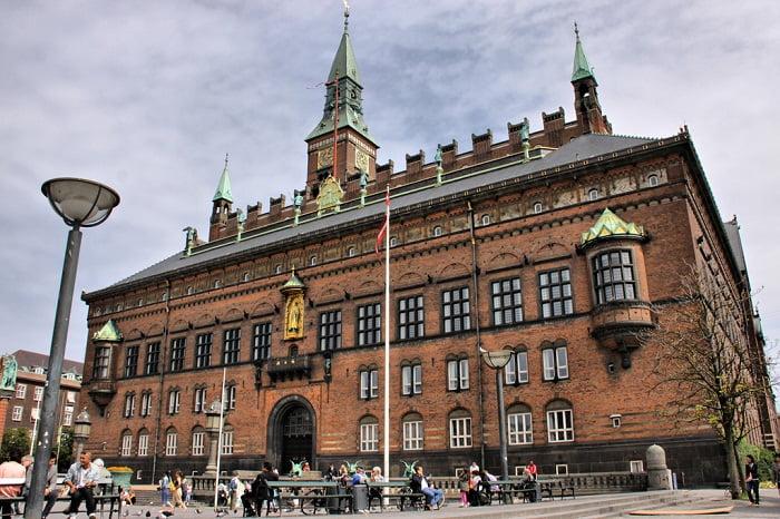 Ayuntamiento- Copenhague