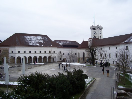 Castillo de Liubliana2