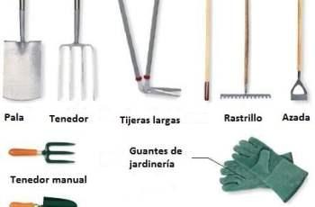 Tipos de herramientas el ctricas - Material de jardineria ...