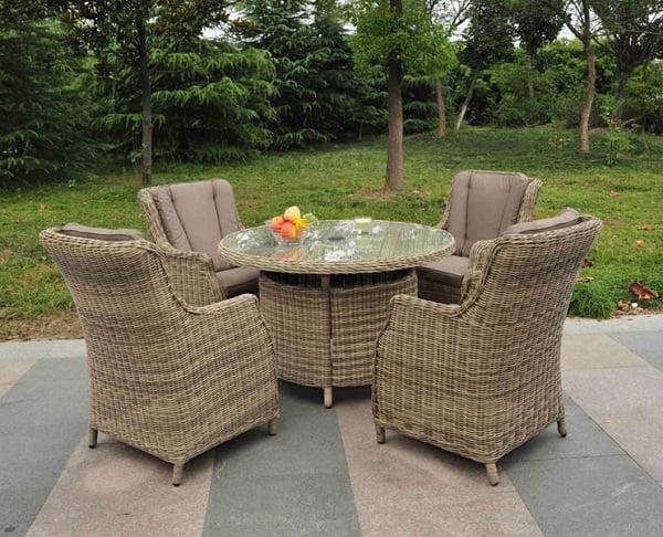 Muebles de jard n de rattan for Muebles de jardin ratan pvc