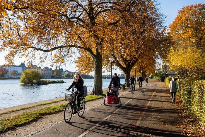 Copenhagen ejemplo de ciudad sostenible