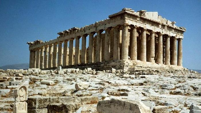 El Partenon