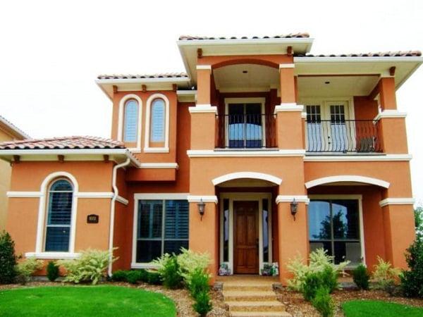 Combinaciones de colores para exteriores de casas arkiplus for Colores para exteriores de casa