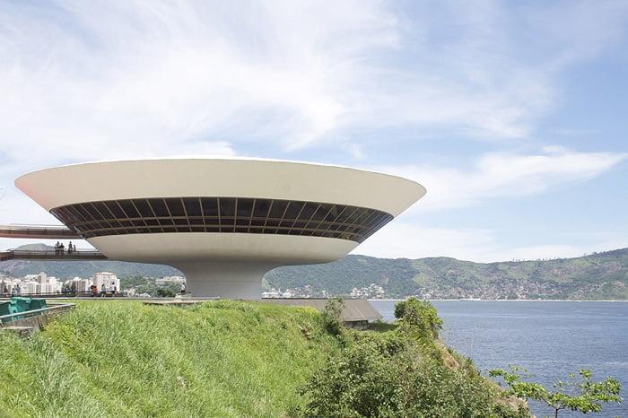 Museo de Arte Contemporáneo de Niteroi, Brasil