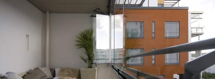 Cerramiento de balcones con vidrio retr ctil for Cerramiento vidrio