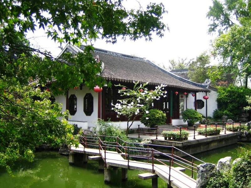 Jardines chinos Arkipluscom