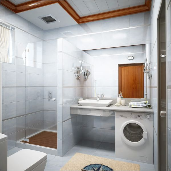100+ Small Bathroom Ideas and Style Photo Gallery 15