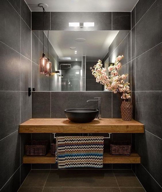 100+ Small Bathroom Ideas and Style Photo Gallery 27