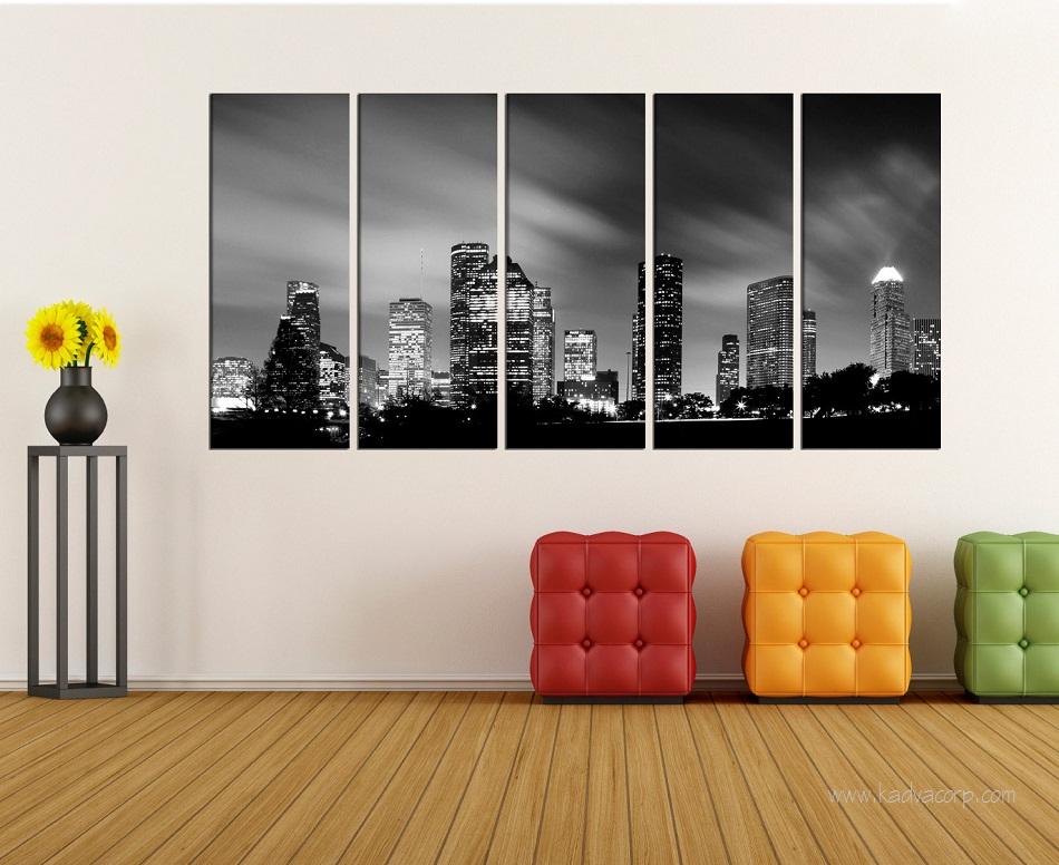 Best modern contemporary canvas wall art ideas 15