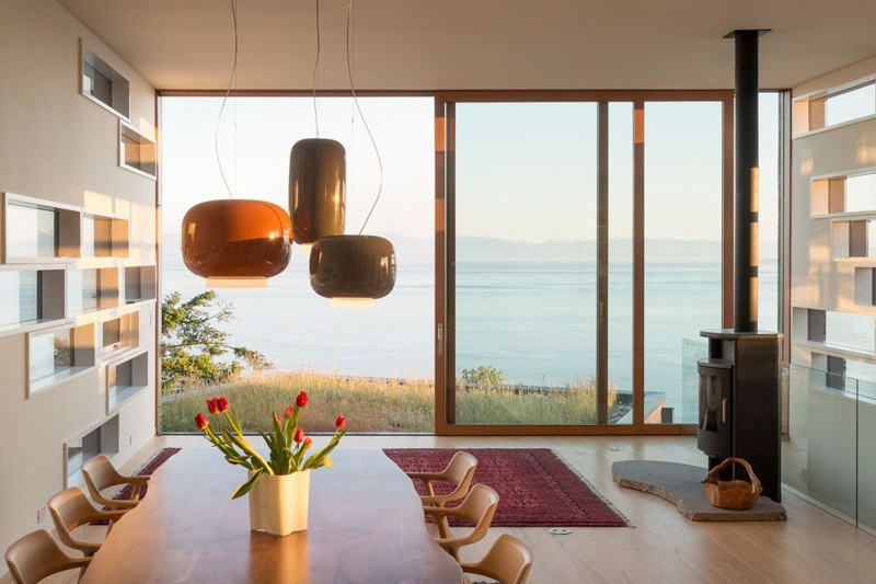 Modern Architecture of the Bailer Hill House by Prentiss+Balance+Wickline 11