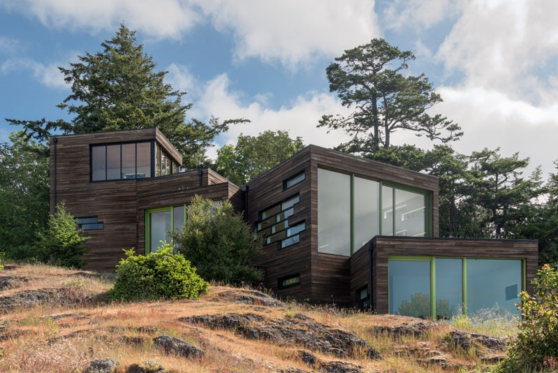 Modern Architecture of the Bailer Hill House by Prentiss+Balance+Wickline 2