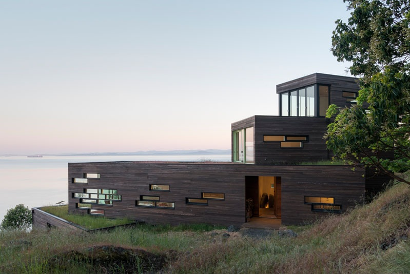 Modern Architecture of the Bailer Hill House by Prentiss+Balance+Wickline 3