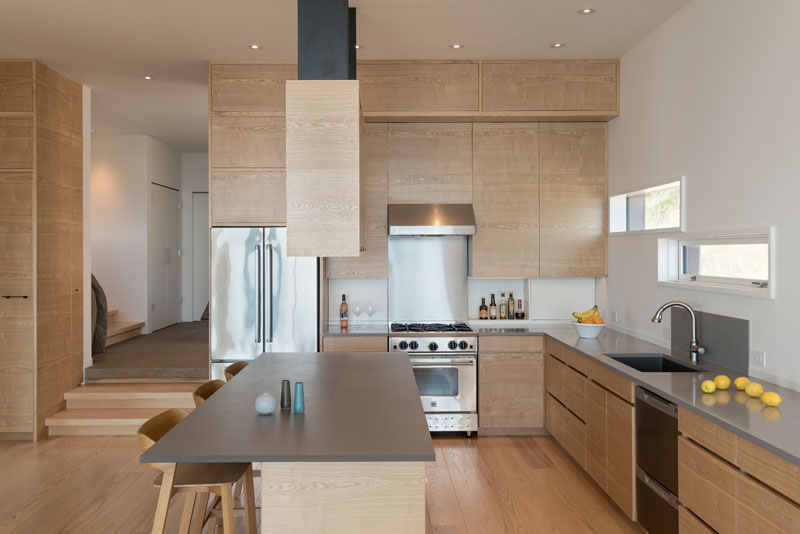 Modern Architecture of the Bailer Hill House by Prentiss+Balance+Wickline 9