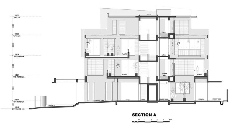 semi detached house design, semi detached house plans designs, modern semi detached house plans, Jalan Kembangan, 2 bedroom semi detached house plans, Architect Chan Wai Kin, 4 bedroom semi detached house plans, Timurdesigns LLP, 3 bedroom semi detached house plan, contemporary semi detached house designs, Modern houses in Singapore, semi detached house design singapore, double storey semi detached house floor plan,