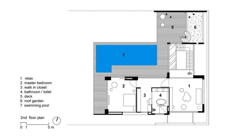 2 storey wood house design, modern wooden house interior design,