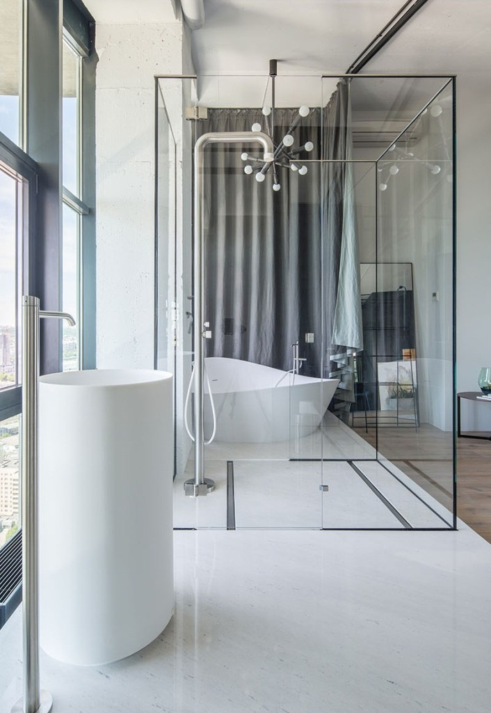small penthouses design, modern penthouses designs,
