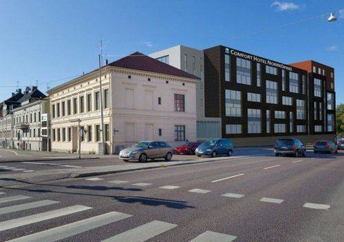 4. Comfort Hotel i Norrköping