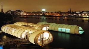 Piscina galleggiante (AMP Arquitectos)
