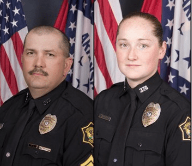 Arkansas officers hit by suspect vehicle 10.12.18_1539364305745.PNG.jpg