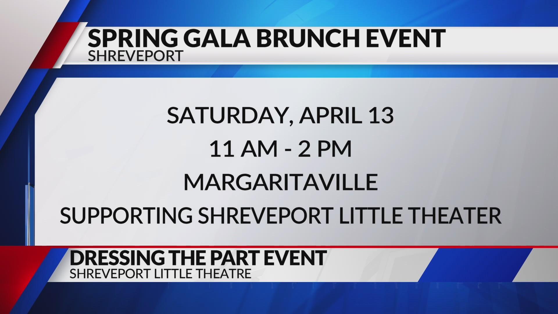 Shreveport Little Theater fundraising event FOX