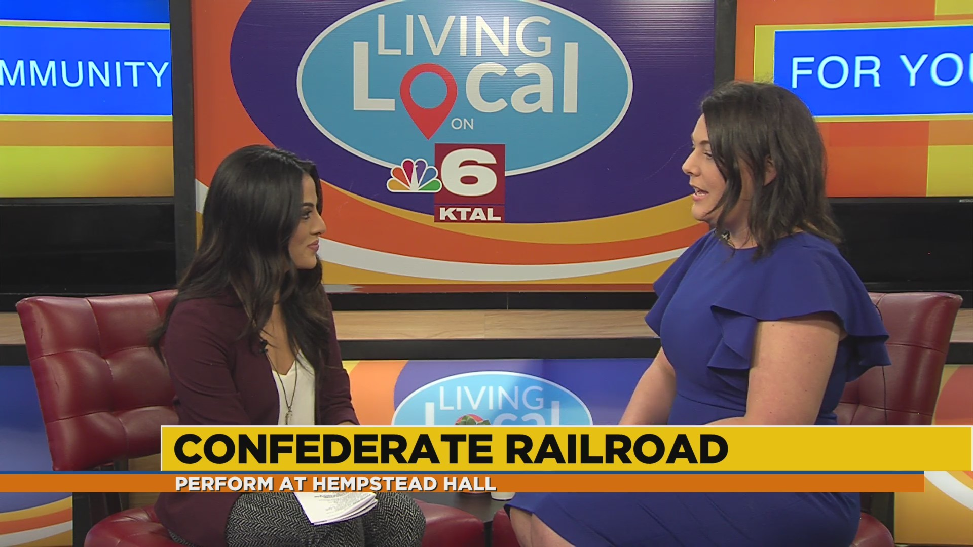 Confederate Railroad to perform at Hempstead Hall
