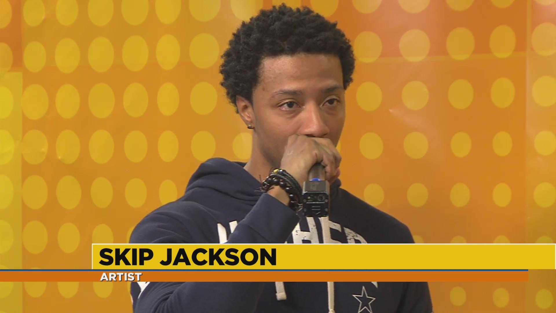 Music Monday with Skip Jackson