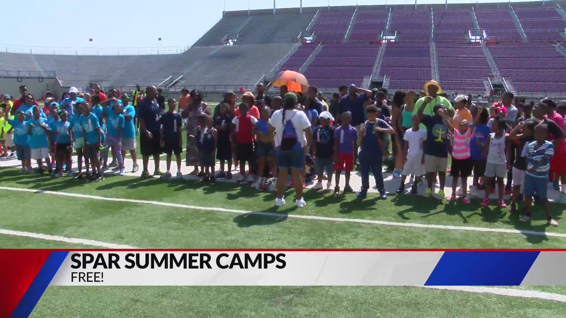 SPAR offering free, structured summer camps (Fox)