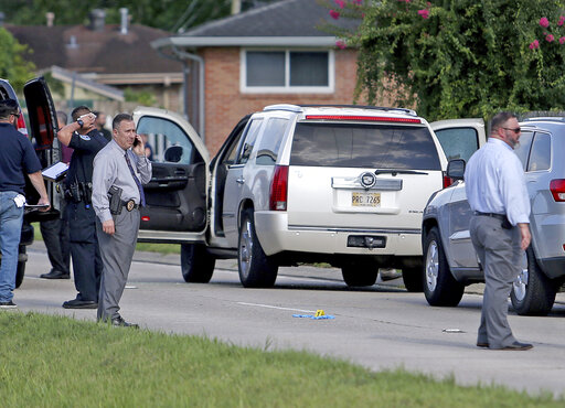 Police say suspect killed four people at randome