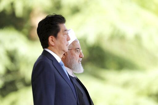 Shinzo Abe, Hassan Rouhani