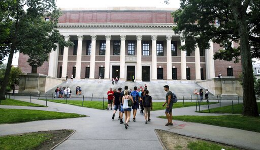 Questions after US turns away Palestinian Harvard freshman