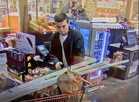 Home Depot Theft Suspect On The Run Arklatexhomepage