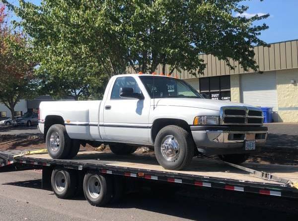 1996 dodge ram 3500 dually cummins 5 9 clean cali truck 100 stock new boston tx 9800 arklatexrides com 1996 dodge ram 3500 dually cummins 5 9