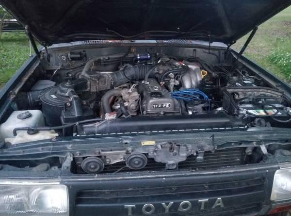 Toyota Land Cruiser 80 series (Lewisville) $4200