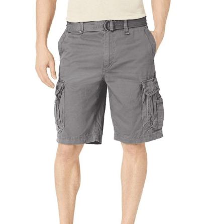 Multi Pocket Cargo Shorts