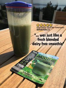 fresh blended green review