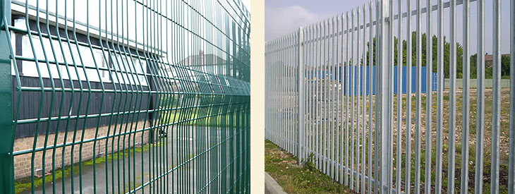 Industrial Fencing Home Ark Fencing Decking And